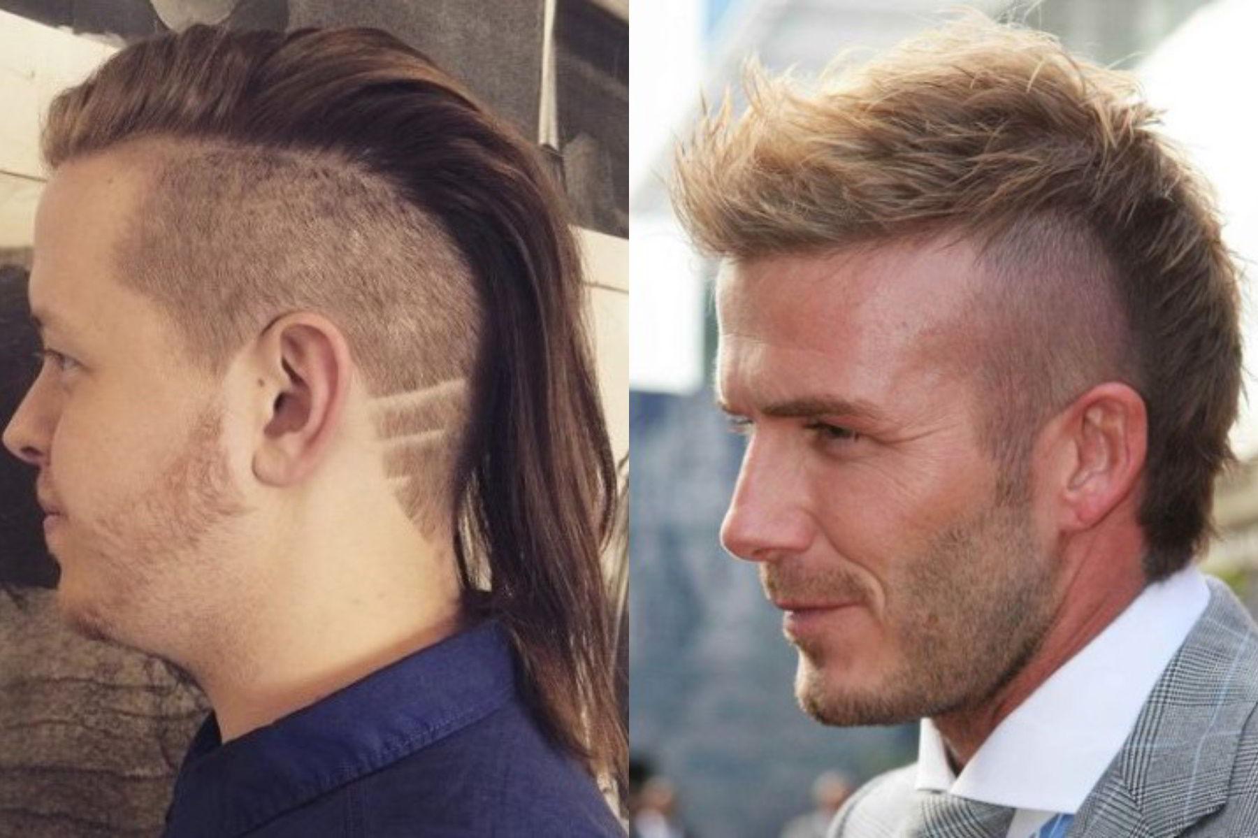 Мужские стрижки и прически на длинные волосы: фото 2021