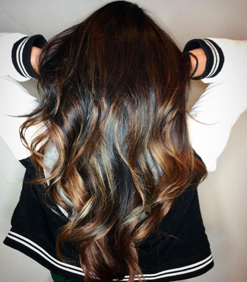 200 фото красивых волос