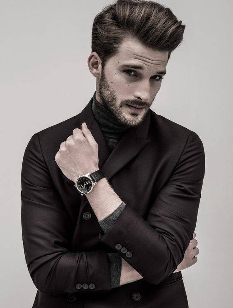 Короткие мужские стрижки: фото модных и стильных стрижек