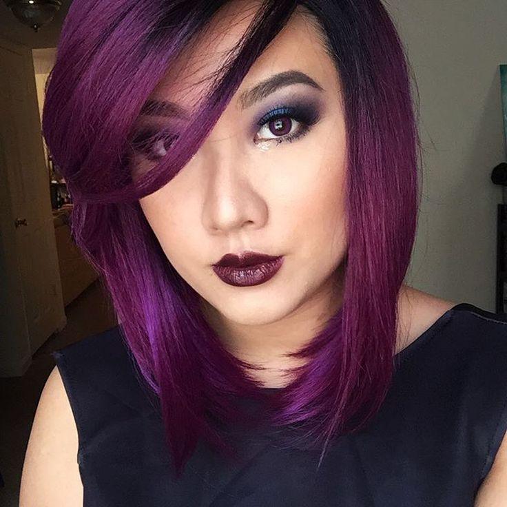 Окрашивание волос на каре: модные тренды 2021