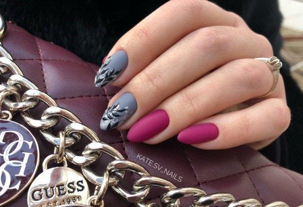 Модный дизайн ногтей 2021: более 250 фото новых тенденций и техник красивого маникюра