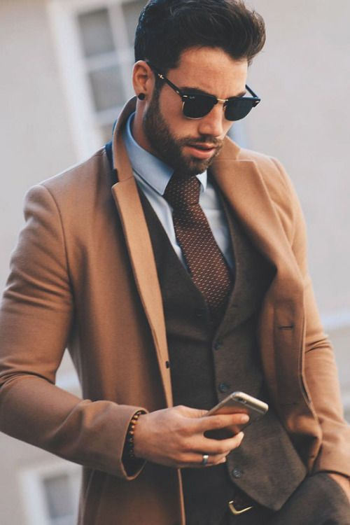 Стрижки с бородой на короткие, средние и длинные волосы. Фото модных мужских стрижек