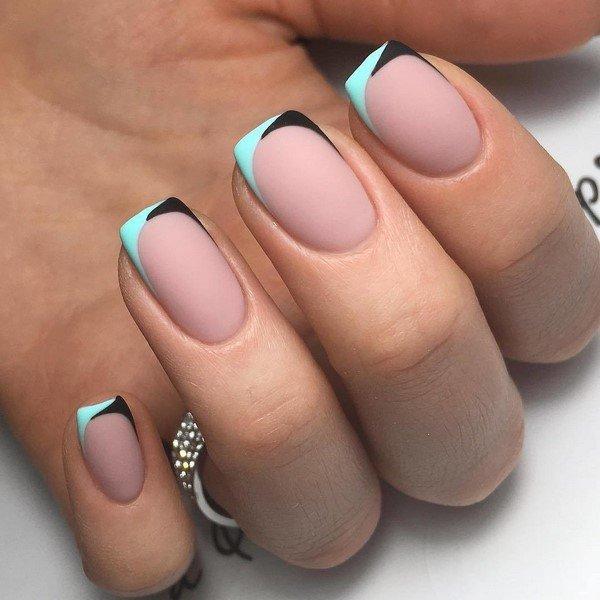 Модный дизайн ногтей гель-лаком 2021. Фото новинки лучших идей трендового маникюра. Более 250 фото