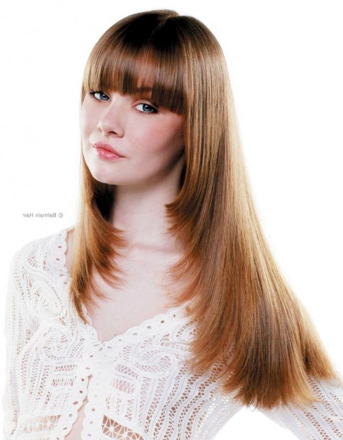 Стрижки на длинные волосы 2021. Фото новинки модных и стильных женских стрижек