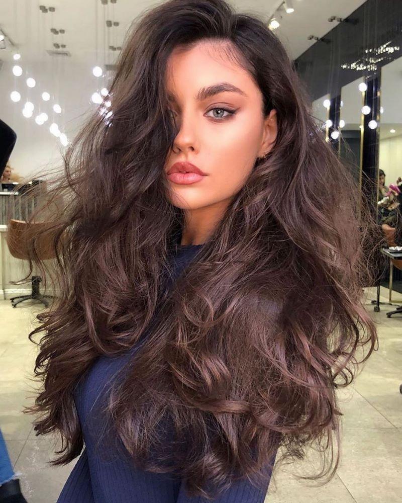 Стрижки на длинные волосы. Более 200 фото разных вариантов