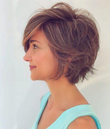 Стрижка пикси 2021: свежие фото модной короткой женской стрижки