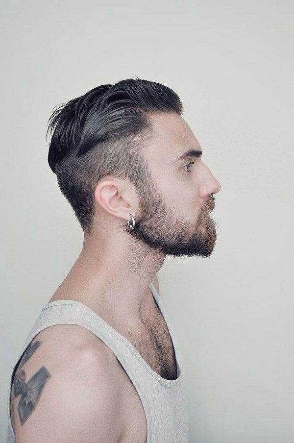 Стрижки для парней: фото модных, крутых и молодежных стрижек