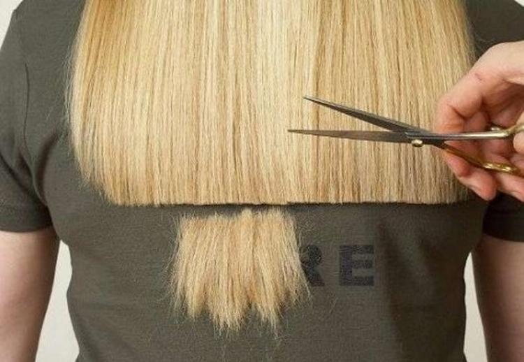 Модные стрижки на длинные волосы без челки
