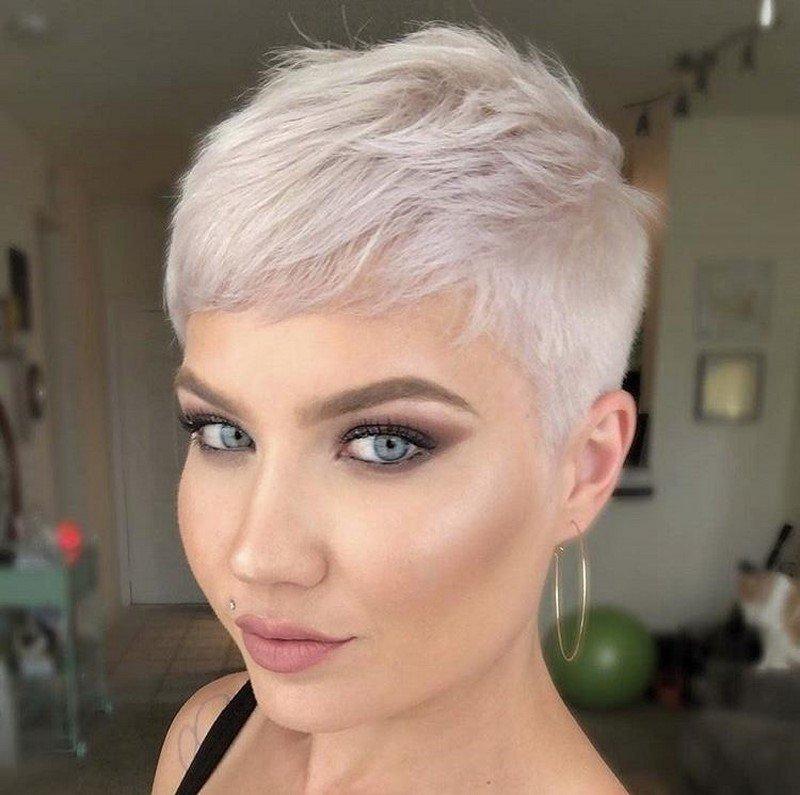 Женские стрижки на короткие волосы 2021. Более 200 фото модных и стильных стрижек