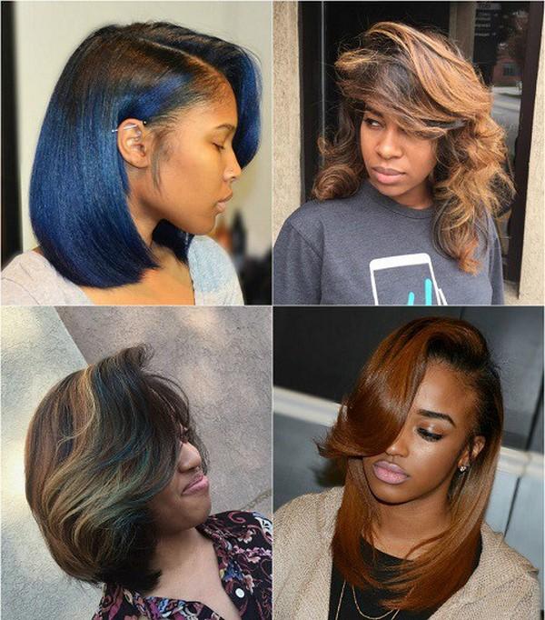 Модные тенденции стрижек на средние волосы 2021. Фото новинки и идеи стрижек