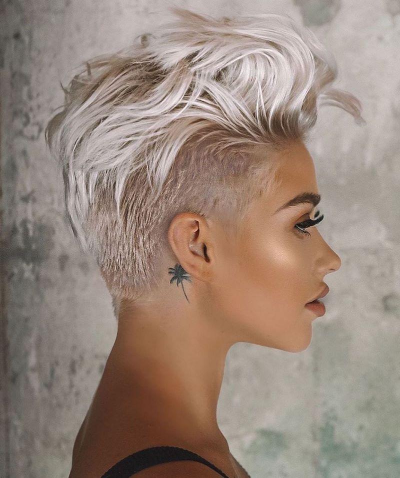 Лучшие прически 2021 на короткие волосы. 150 фото новинок красивых и модных идей
